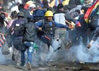 Bolivia. La CIDH y la ONU se trasladan a Cochabamba para investigar las muertes por la represión estatal en Sacaba