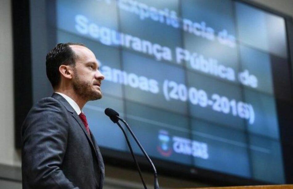 Brasil. Proyecto de ley copia el decreto para reprimir manifestaciones de Bolivia