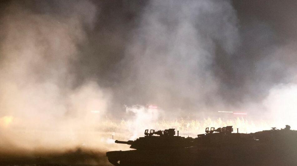 Se acerca el apocalipsis climático, dice el ejército de Estados Unidos, que está buscando oportunidades para una mayor intervención militar