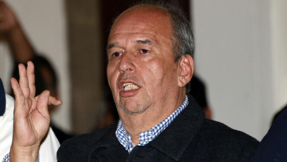 «Empiecen a correr»: un ministro del Gobierno de facto de Bolivia anuncia una «cacería» contra exfuncionarios