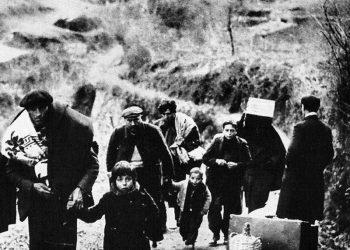 «Ha muerto Amadeo Gracia Bamala (1935-2019), protagonista de una de las imágenes más conocidas de la diáspora republicana»