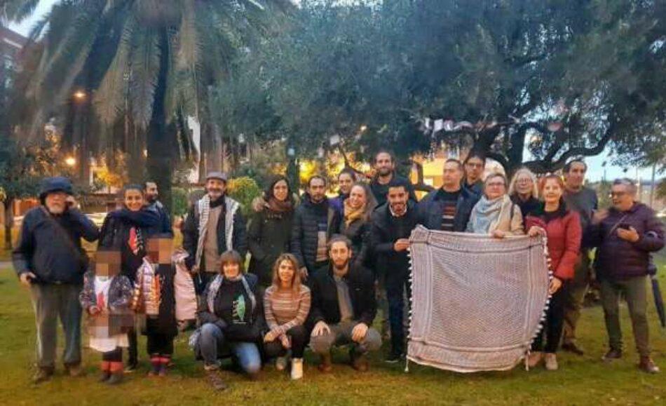 Plataforma Córdoba Con Palestina y Ecologistas en Acción denuncian conducta arbitraria e irregular del cuerpo nacional de policía