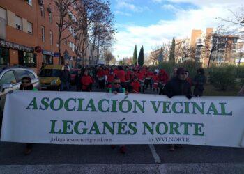 La Asociación Vecinal Leganés Norte se queda finalmente sin local