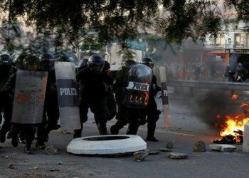 CIDH condena uso excesivo de la fuerza durante protestas en Bolivia