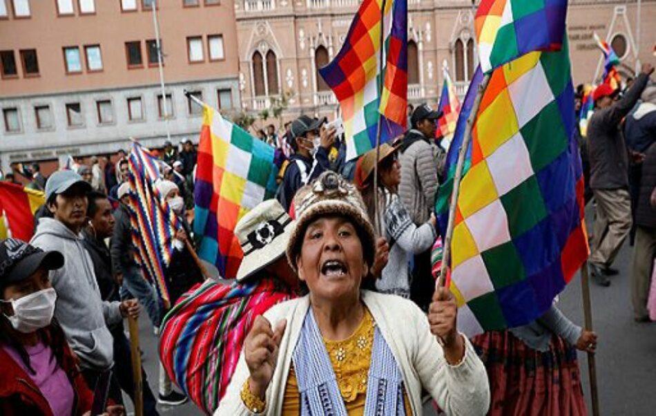 Bolivia. Despertémonos, por favor