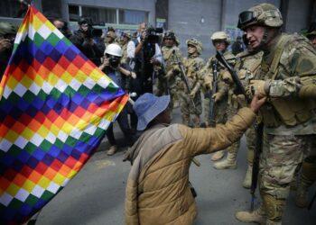 La CIDH condena masacre de manifestantes contrarios al golpe en Bolivia
