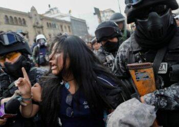 Evo Morales denuncia que continúa la detención de líderes políticos y sociales en Bolivia