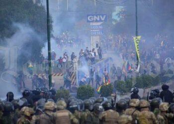 La CIDH clama contra el decreto de impunidad de las Fuerzas Armadas en Bolivia