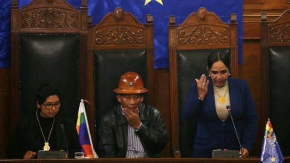Tras retomar el MAS el control del parlamento boliviano, ¿qué viene ahora?