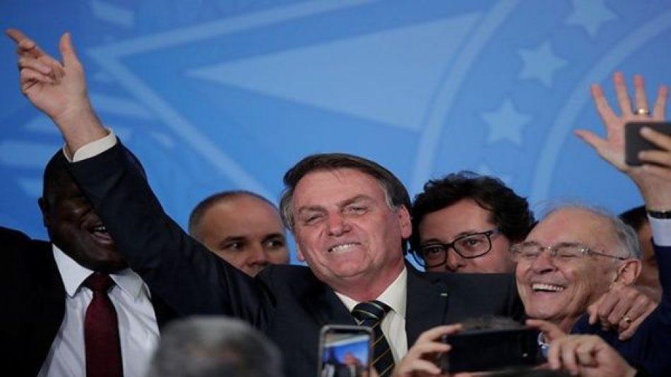 Bolsonaro oficializa su salida del partido que lo llevó a la presidencia