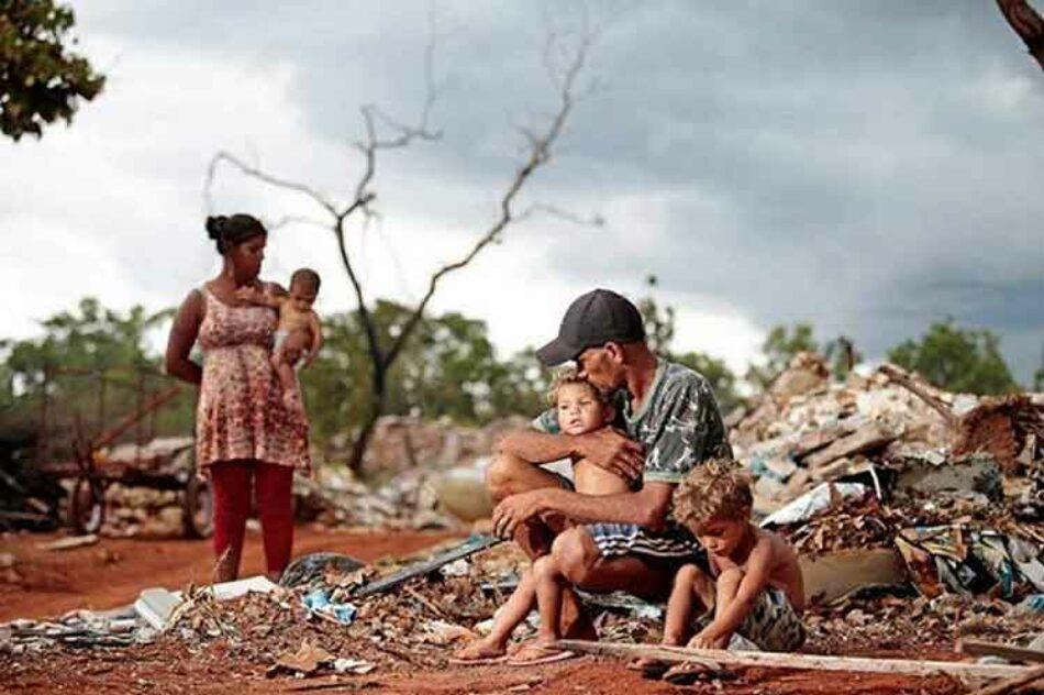 Presentan en Brasil Agenda Social ante insensibilidad del gobierno
