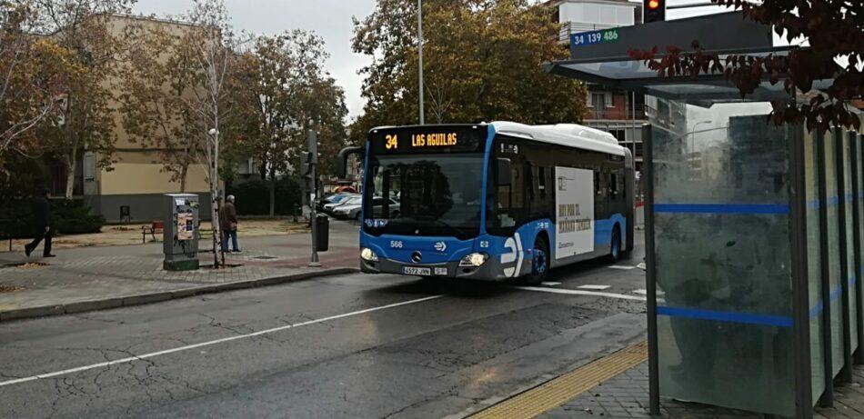 FRAVM: «Madrid se merece un servicio de autobuses público de más calidad»