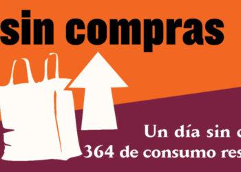 Día sin Compras: frente al Viernes Negro, el compromiso ciudadano con la crisis climática