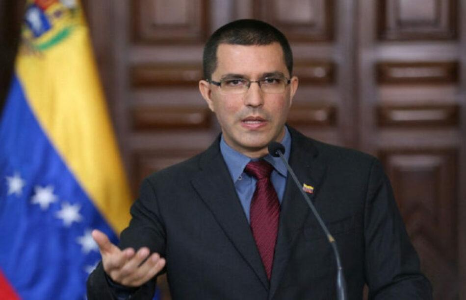 Venezuela. Canciller Arreaza descarta cambios en diplomacia colombiana tras filtrarse audios que confirman su injerencismo