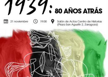 1939: 80 años atrás. Conmemoración del 80 aniversario del «final» de la guerra contra el fascismo