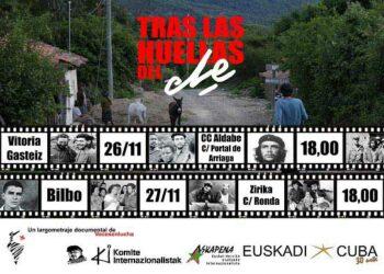 Presentación de documental «Tras las Huellas del Che»