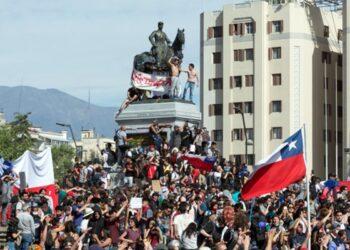 Solidaridad con los jóvenes y trabajadores de Chile y Bolivia