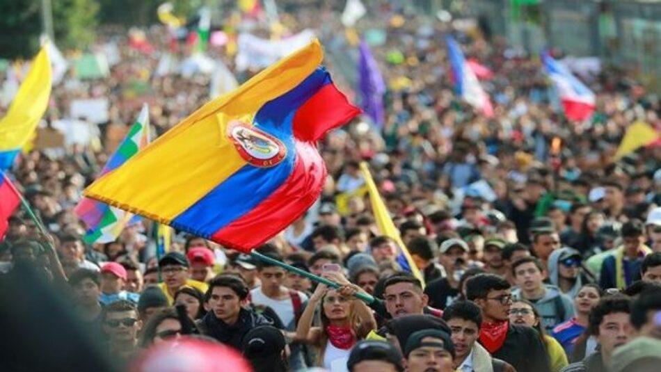 Comité Nacional del Paro en Colombia plantea nuevo diálogo al presidente Duque