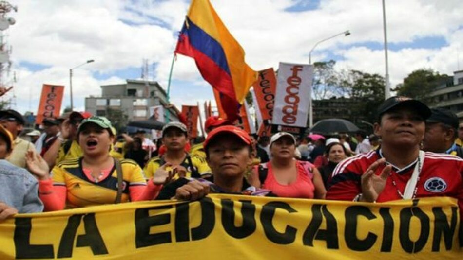 Razones de convocatoria para el paro nacional en Colombia