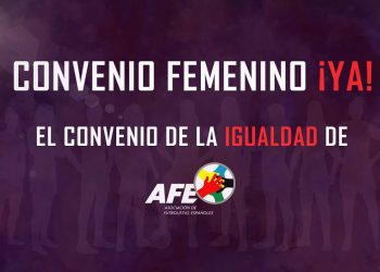 La Plataforma 8M de Toledo apoya la huelga del fútbol femenino