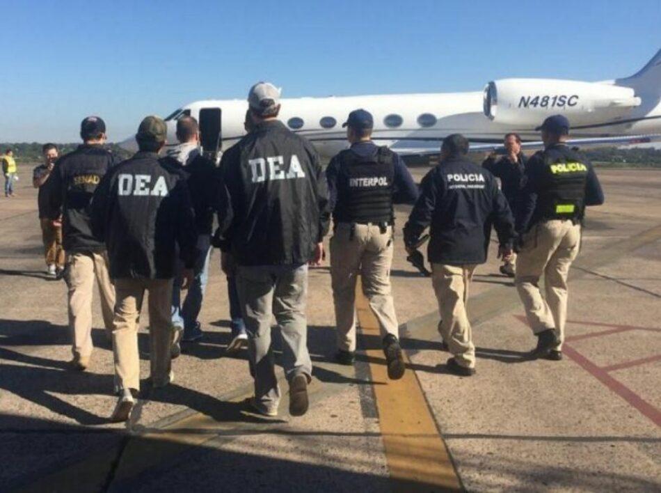 Estados Unidos propone el «retorno de la DEA» a Bolivia para «fortalecer» sus relaciones