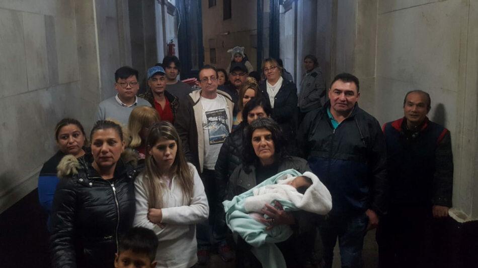 El Ayuntamiento de Madrid ordena el desalojo inminente del Palacio de la Infanta Carlota en el que viven 300 personas