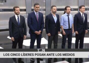 Pablo Iglesias ganó una vez más el debate electoral según la encuestadora Sigma 2