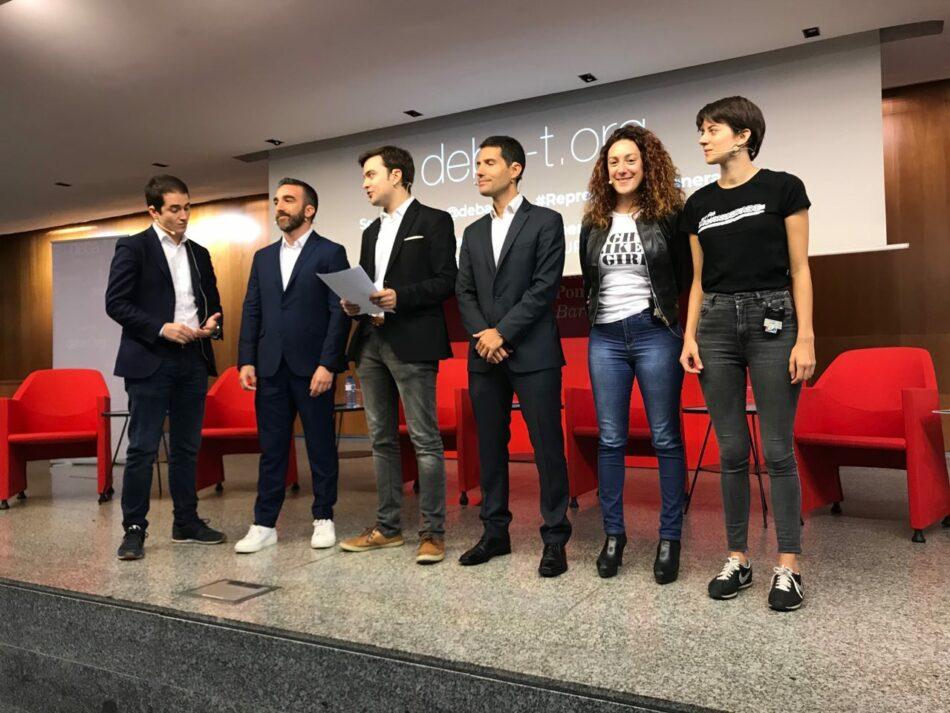 """Aina Vidal: «En Comú Podem és l'únic vot verd a Catalunya que estarà al Congrés"""""""