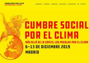 La RSISL llama a la sociedad a dar una respuesta combativa y de clase a la crisis climática en la Contracumbre de Madrid