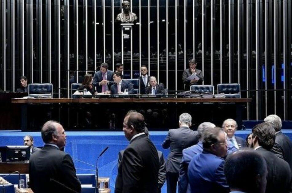 Congreso de Brasil promulga nueva reforma de Seguridad Social