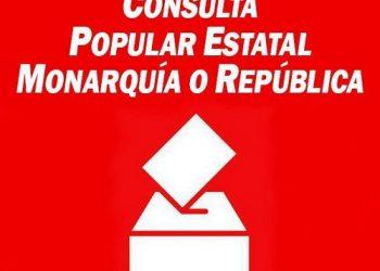 Convocan consulta popular estatal sobre la forma de Estado «Monarquía o República», el 9 de mayo de 2020