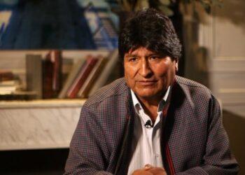 Morales explota contra la BBC: «Voy a regresar a Bolivia para combatir a periodistas como tú»