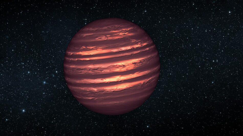 El Dark Energy Survey hace público el mayor catálogo de enanas marrones hecho hasta la fecha