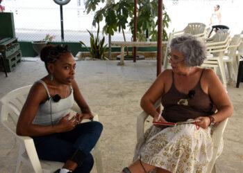 """""""Hablamos de un feminismo negro de Cuba, muy distinto al de EEUU"""": Aracely Rodríguez"""