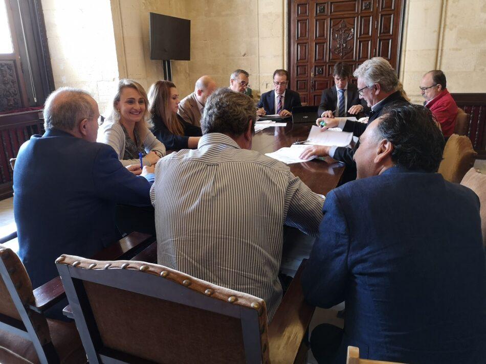 Adelante Sevilla obliga a la retirada de la propuesta de modificación de la RPT para el Instituto Municipal de Deportes