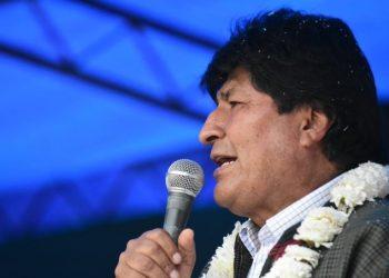 Evo Morales denuncia la acción de grupos violentos en todo el país