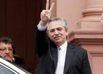 El mundo de Alberto, o de cómo cuidar a la Argentina ante Donald