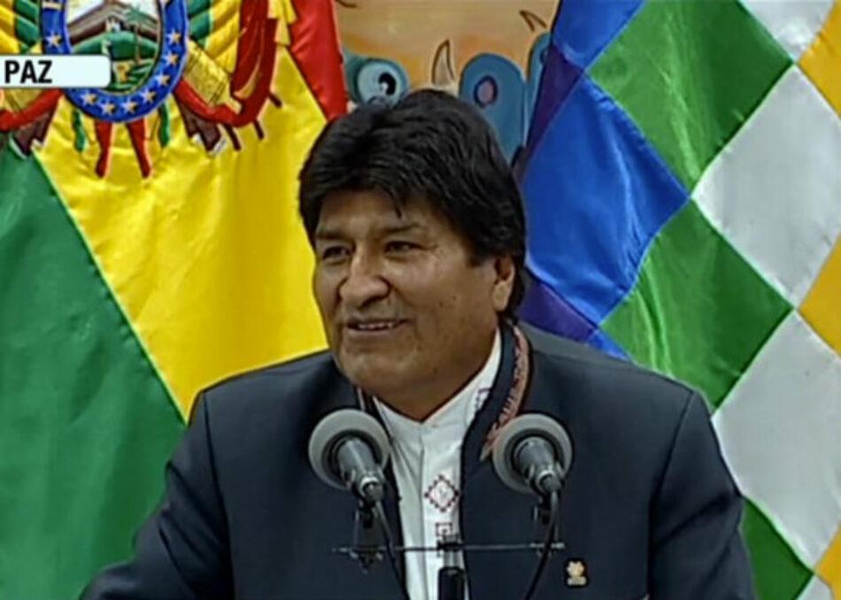 Bolivia: filtran audios de líderes opositores llamando a un golpe de estado contra Evo Morales