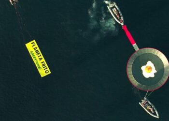 Greenpeace valora positivamente el traslado de la COP25 a Madrid pero advierte de la responsabilidad que supone