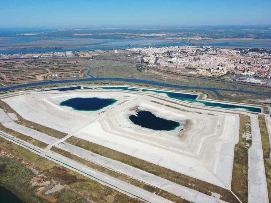 Reactivo de Greenpeace ante la decisión de la Audiencia Nacional de exigir a Fertiberia el depósito de 65,9 millones de euros para la marisma de Huelva