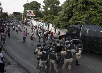 Haití. Tras el pacto de unidad, la oposición vuelve a tomar las calles del país