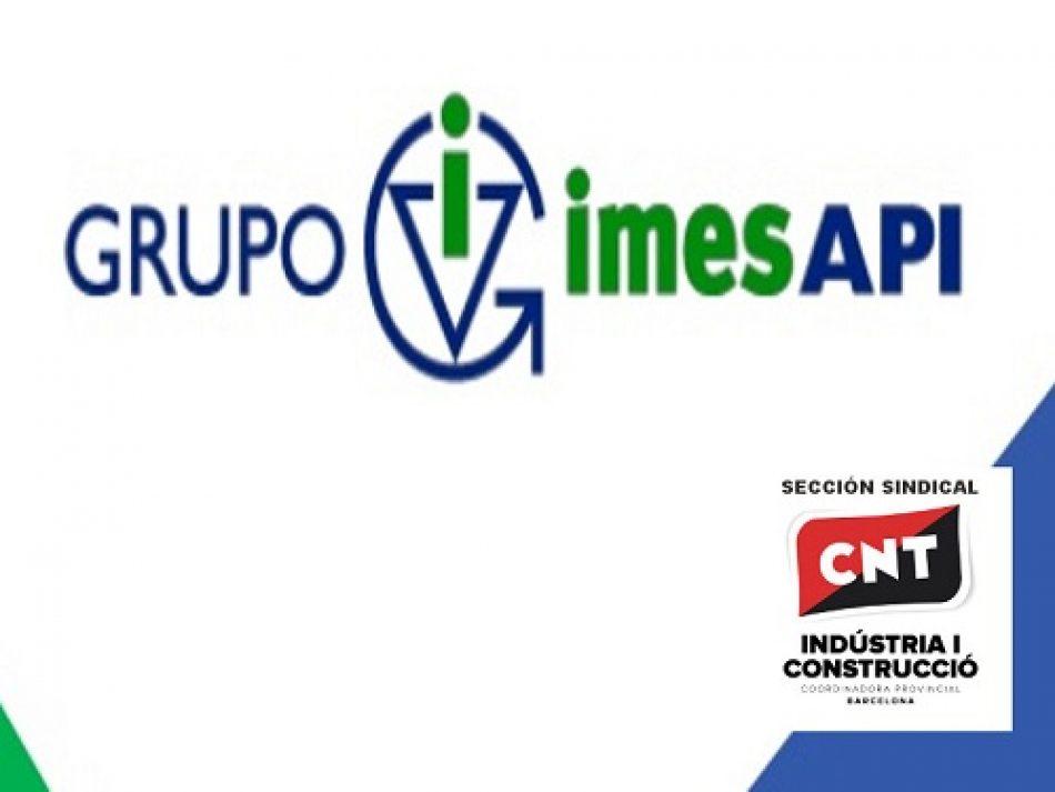 CNT apoya las movilizaciones del personal de alumbrado público en IMESAPI Barcelona
