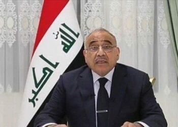 El primer ministro iraquí anuncia su dimisión