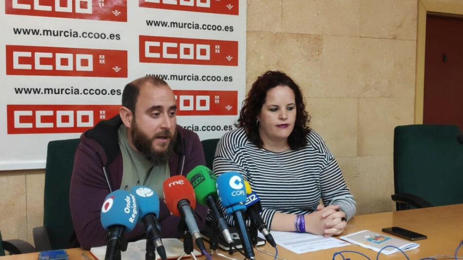 CCOO considera que la propuesta de plazas para las oposiciones de enseñanza es absolutamente decepcionante