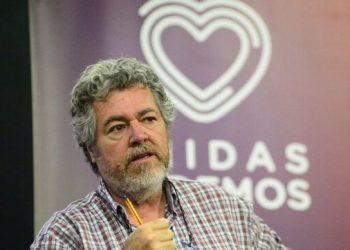 Juantxo López de Uralde: «Sánchez ha jugado a la ruleta rusa con las nuevas elecciones y ha puesto la pistola en la cabeza de toda la izquierda»