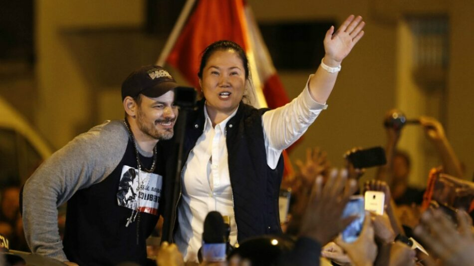 Keiko Fujimori sale de prisión tras fallo de la Corte Constitucional peruana