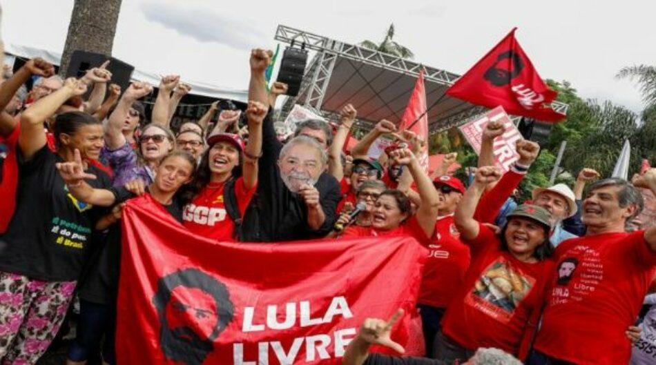 Juez autoriza libertad de Lula da Silva tras decisión del STF de Brasil