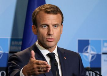 Macron: «la OTAN está sufriendo muerte cerebral»