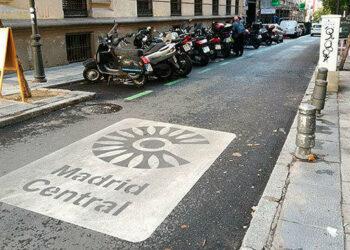 Madrid Central se consolida como una de las Zonas de Bajas Emisiones más eficientes de Europa