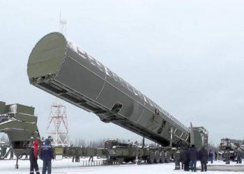Rusia realizará su mayor maniobra con misiles nucleares